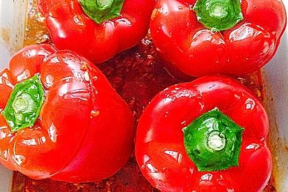 Gefüllte Paprika griechische Art 1