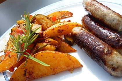 Mediterrane Kartoffel-Gemüsepfanne 5