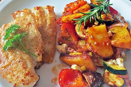Mediterrane Kartoffel-Gemüsepfanne 16