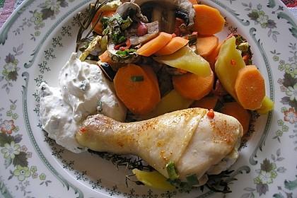 Mediterrane Kartoffel-Gemüsepfanne 25