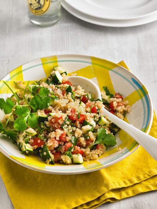 Salat für nächsten tag