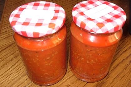 Tomatensauce aus ofengerösteten Tomaten 22