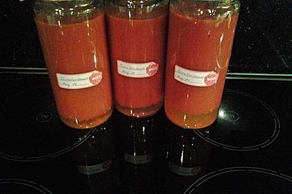Tomatensauce aus ofengerösteten Tomaten 20