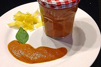 Tomatensauce aus ofengerösteten Tomaten 10