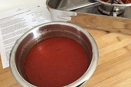Tomatensauce aus ofengerösteten Tomaten 9