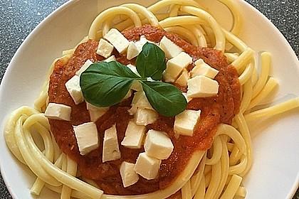 Tomatensauce aus ofengerösteten Tomaten 15
