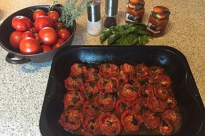Tomatensauce aus ofengerösteten Tomaten 5