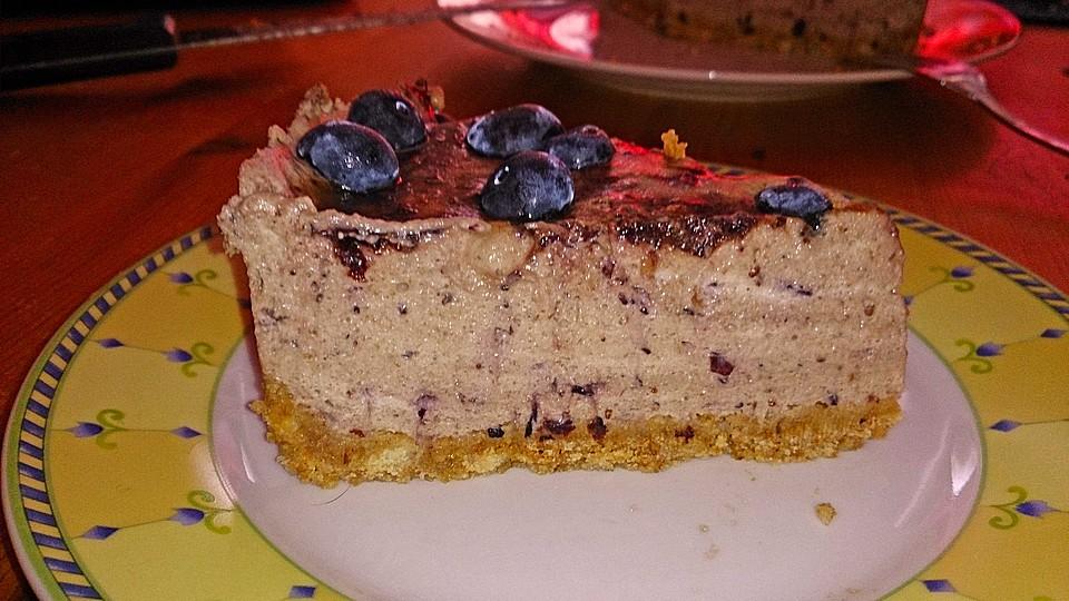 Heidelbeer Joghurt Kuchen Mit Keksboden Von Backerbraut Chefkoch De