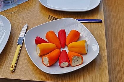 Snack-Paprika, delikat gefüllt 2