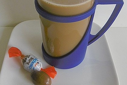 Eiskaffee aus frisch aufgebrühtem Kaffee 1