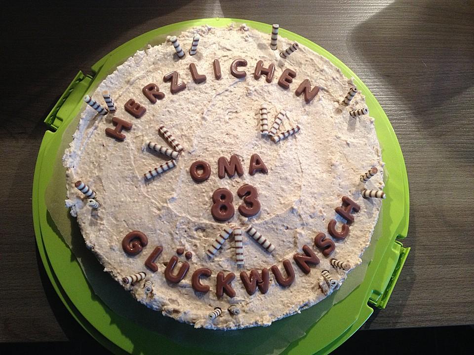 Spekulatius Frischkase Torte Von Cschoenbrodt Chefkoch De