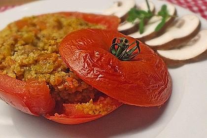 Gefüllte Tomaten 1