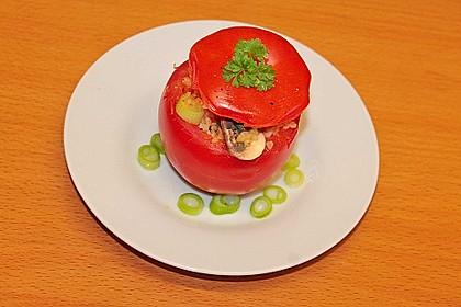 Gefüllte Tomaten 5