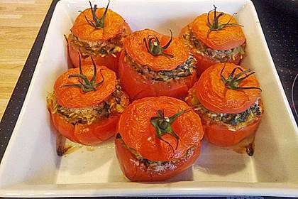Gefüllte Tomaten 6