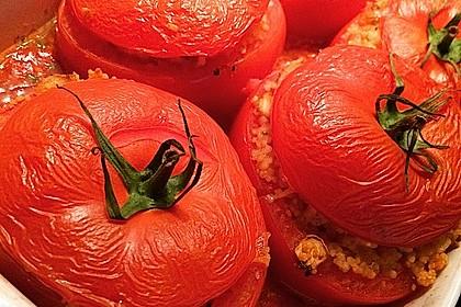 Gefüllte Tomaten 7