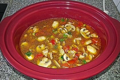 Bihun Suppe für den Crock Pot (Slow Cooker) 1