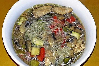 Bihun Suppe für den Crock Pot (Slow Cooker) 2
