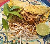 Pad Thai Omelette (Bild)
