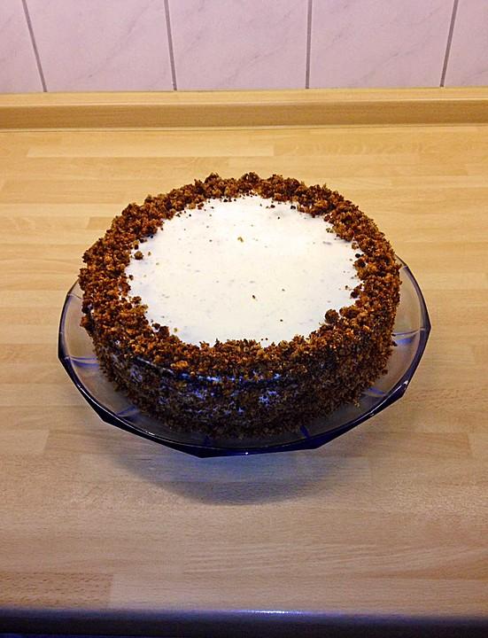 Russisch Brot Milchmadchen Kuchen Von Arina91 Chefkoch De