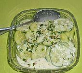 McMoes Gurkensalat (Bild)