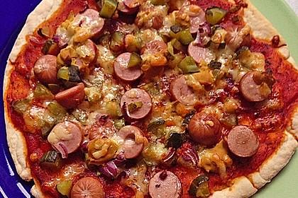HotDog-Pizzataschen 1