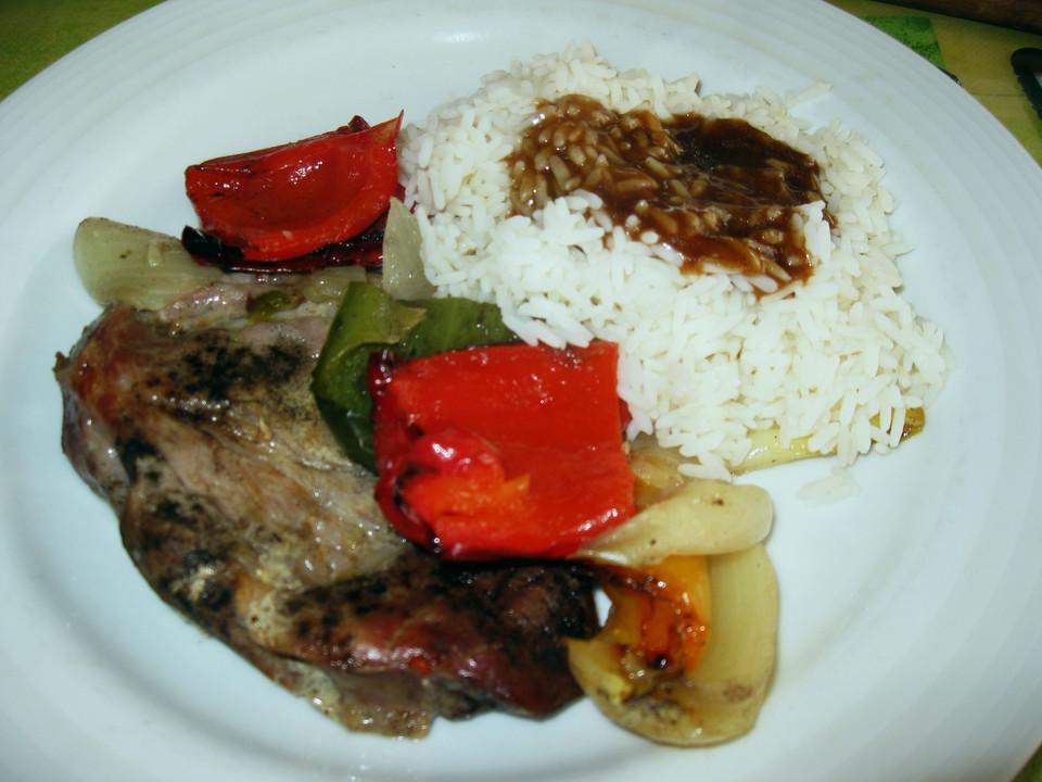 f514aeadf2 Schnitzel - Reis - Pfanne von Seehuhn | Chefkoch