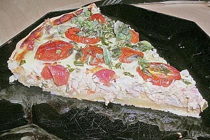 Thunfisch - Tarte 16