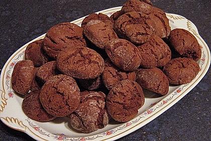 Kardamom - Schokoladenküsse