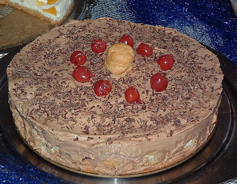 Mini Kühlschrank Für Kuchen : Mini windy schoko torte von ully chefkoch