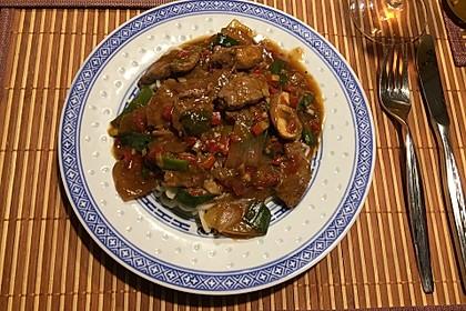 Rindfleisch mit Zwiebeln 19