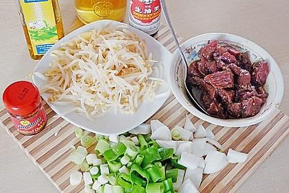 Rindfleisch mit Zwiebeln 25