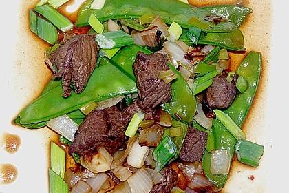 Rindfleisch mit Zwiebeln 10