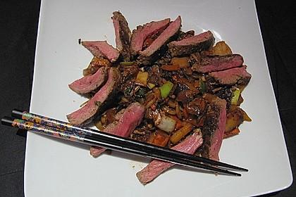 Rindfleisch mit Zwiebeln 12