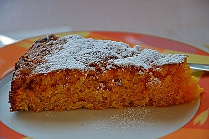 Karottenkuchen 8