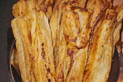 Zwiebel - Blätterteig - Stangen 58