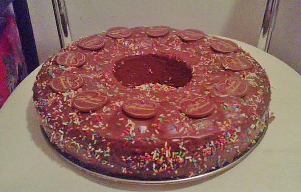 Schoko Baileys Mandel Kuchen Von Speedymaus Chefkoch De