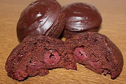 Hermann - Cola - Kirsch - Muffins