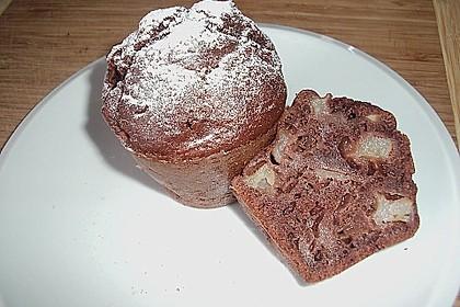 Hermann - Cola - Kirsch - Muffins 1