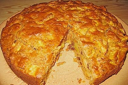 Möhren - Zucchini - Apfel - Kuchen 22