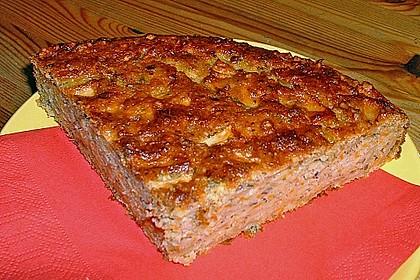 Möhren - Zucchini - Apfel - Kuchen 24