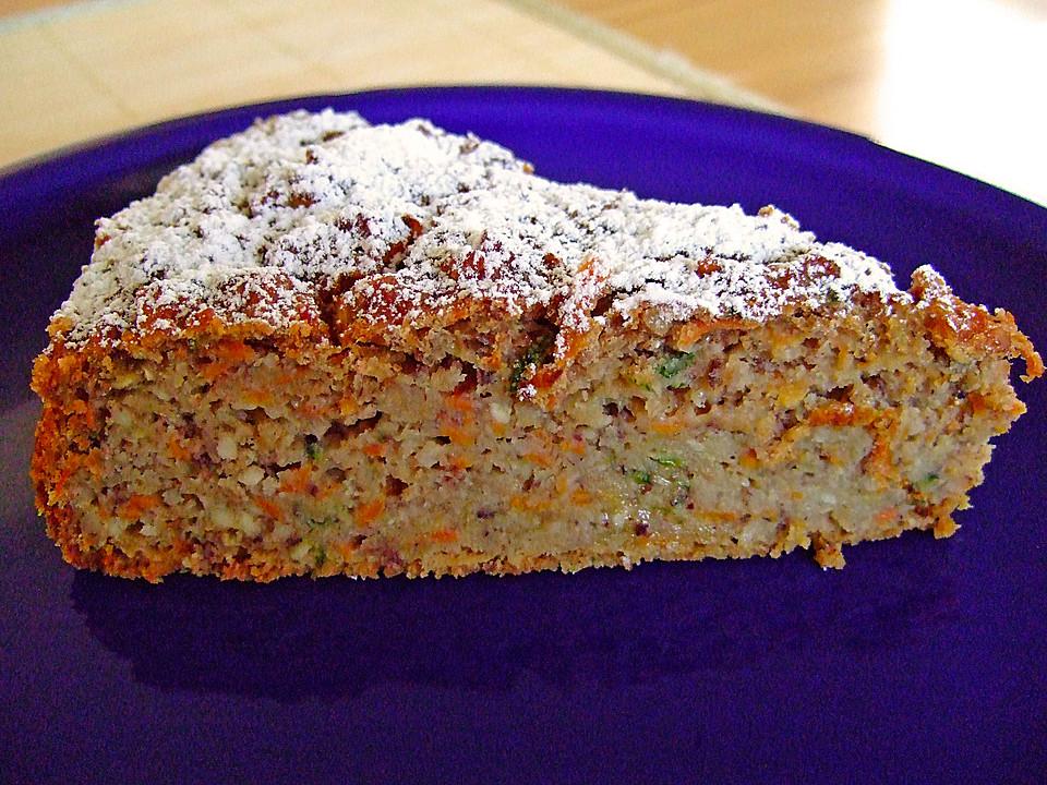 Mohren Zucchini Apfel Kuchen Von Rosi Karo Chefkoch De