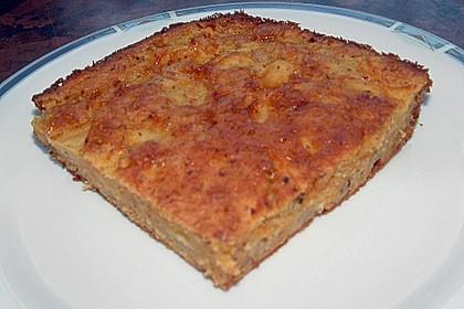 Möhren - Zucchini - Apfel - Kuchen 25