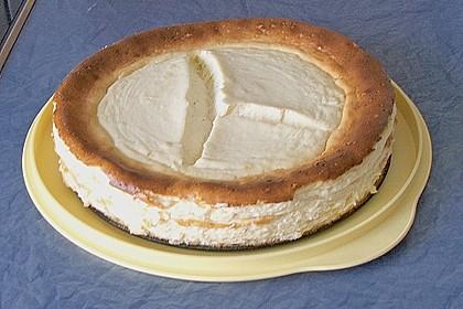 Käsekuchen (Bild)