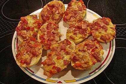 Pizzabrötchen 4