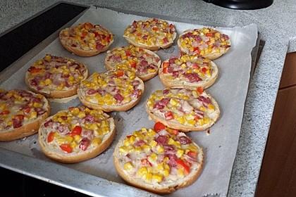 Pizzabrötchen 14