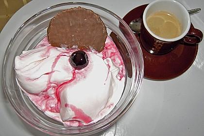 Cremiges Joghurteis 8
