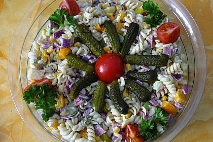 Würziger Nudelsalat 3