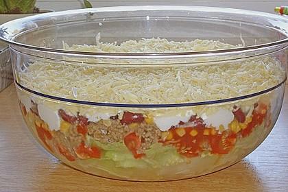Mexikanischer Schichtsalat 20