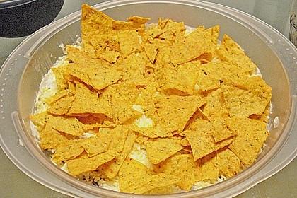 Mexikanischer Schichtsalat 49
