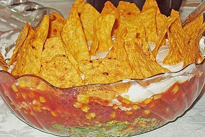 Mexikanischer Schichtsalat 31